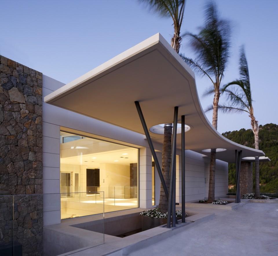 Cham leon mallorca architekturfotografie for Innenarchitektur cham