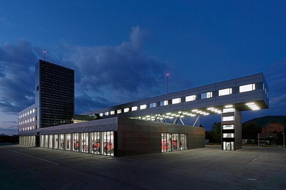 Feuerwache heidelberg innenarchitektur for Innenarchitektur heidelberg